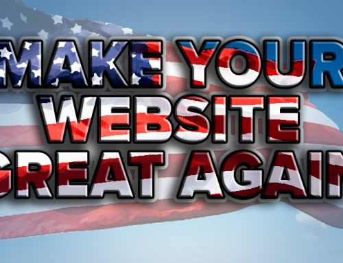 Make Your Website Great Again