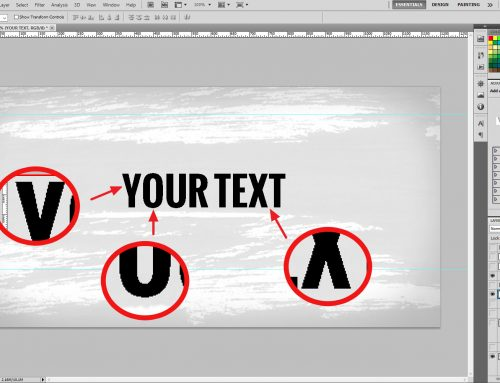 How to Sharpen Text in Photoshop [Video]