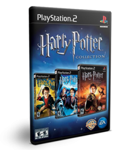 Harry Potter PS2 games