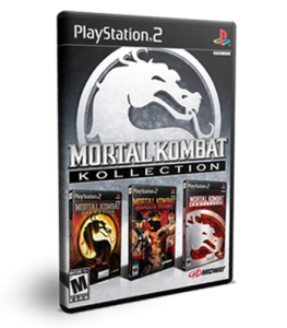 The Mortal Kombat Kollection